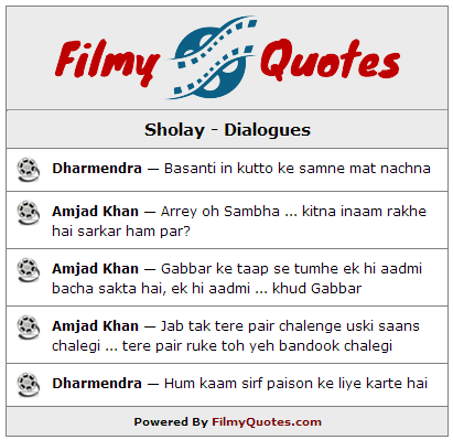 Mohabbatein | Bollywood Dialogues By Hindi Movies | Filmy ...